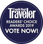 Conde Nast Traveler Readers' Choice Awards Logo