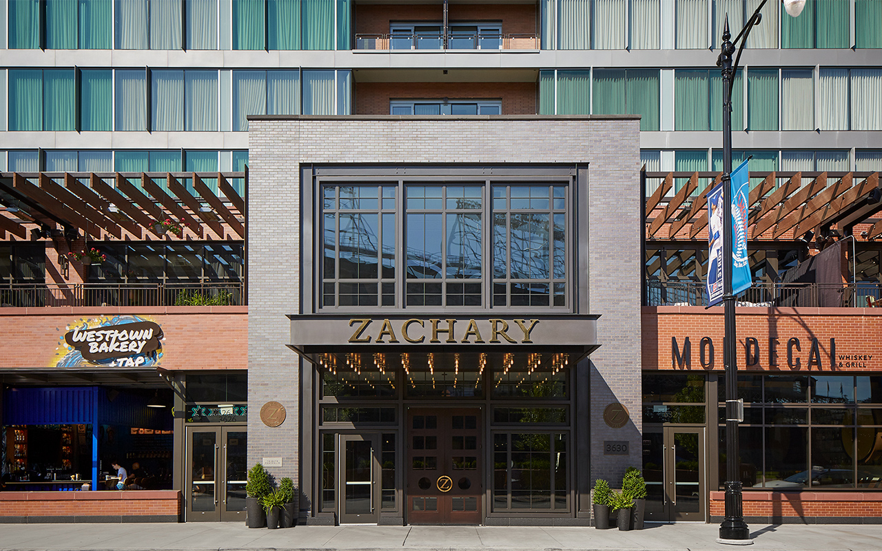 Hotels In Chicago Map.Top Hotel Near Wrigley Field In Chicago Hotel Zachary